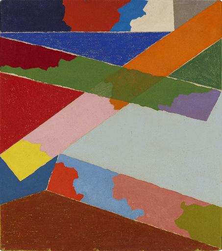 Piero DORAZIO - Peinture - UTOPIA