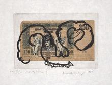 Pierre ALECHINSKY (1927) - Monkey Business I