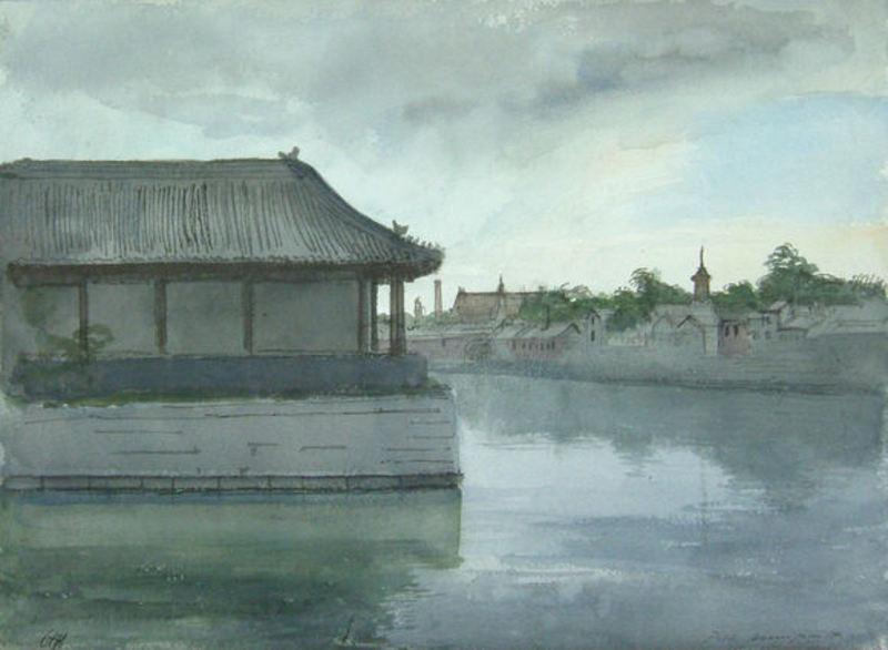 Pietro ANNIGONI - Pittura - Paesaggio