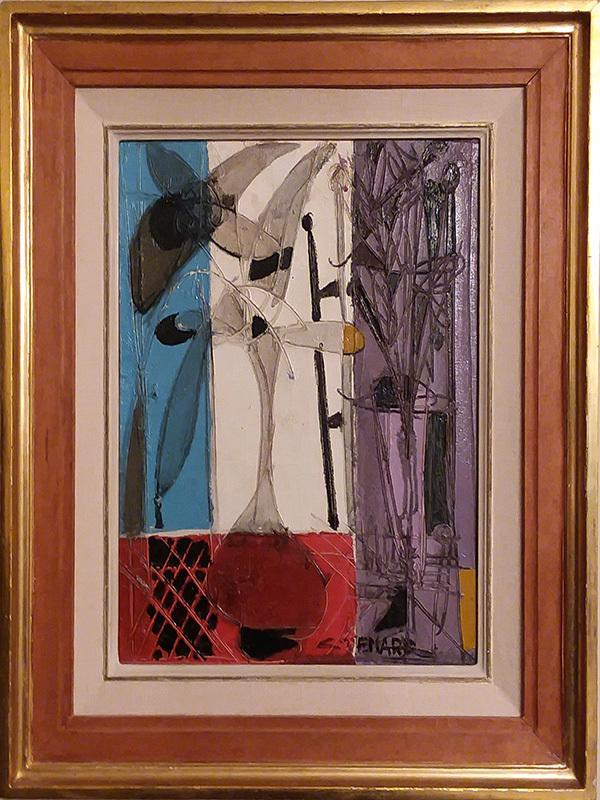 Claude VENARD - Pittura - Still Life