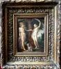 Hendrick GOLTZIUS - Gemälde - « Adam and Eve with the serpent » Circa 1606