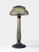 DAUM FRÈRES - Lamp, circa 1900