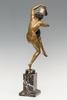 Marcel André BOURAINE - Sculpture-Volume - SPANISH DANCER
