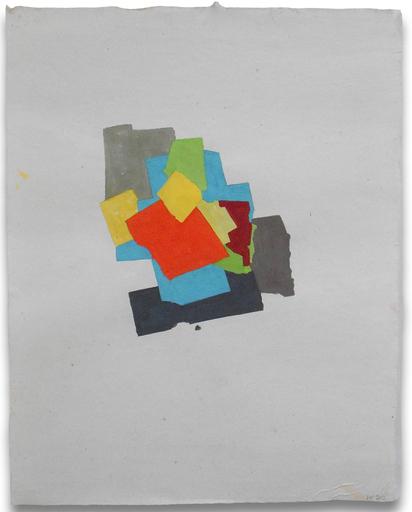 Jean FEINBERG - Painting - P4.13