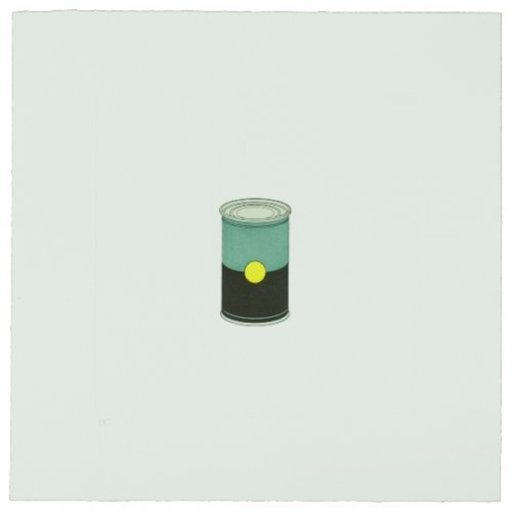 Michael CRAIG-MARTIN - Print-Multiple - The Catalan Suite II - Soup Can
