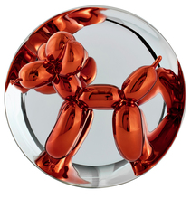 Jeff KOONS (1955) - Balloon dog, orange