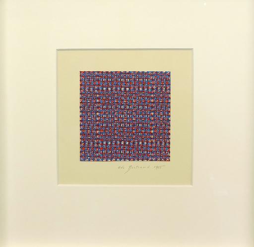 Ode BERTRAND - 水彩作品 - Miniature