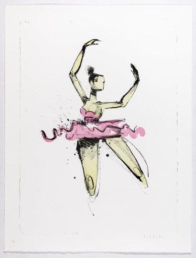 Anthony LISTER - Print-Multiple - Prima Ballerina