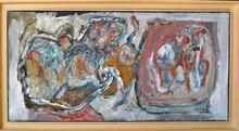 Jacques DOUCET - Painting - Grafitti