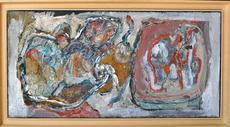 Jacques DOUCET - Pintura - Grafitti