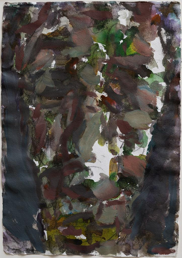 MARWAN - Painting - untitled