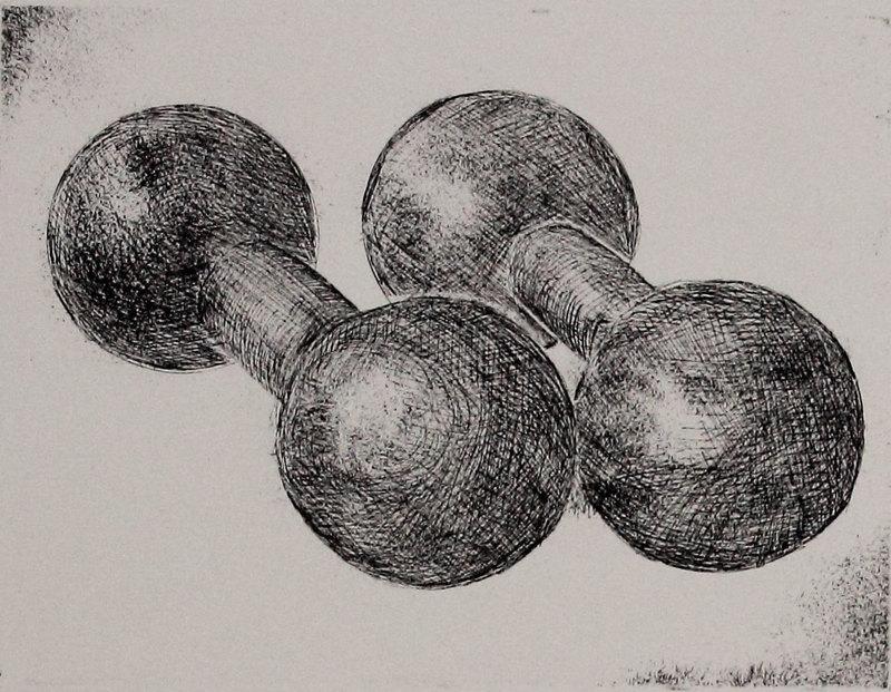 Bruno CARUSO - Print-Multiple - Due pesi, due misure