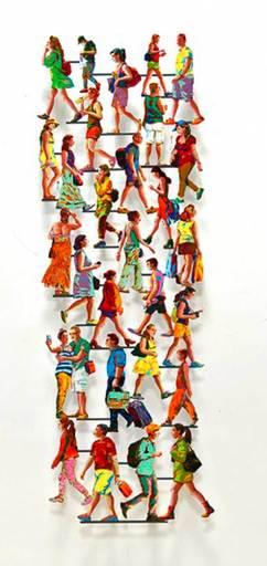David GERSTEIN - Sculpture-Volume - Street View