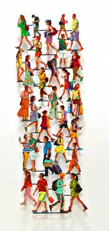 David GERSTEIN - Escultura - Street View