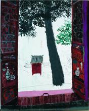 WANG Yuping (1962) - Garden Searching for Dream