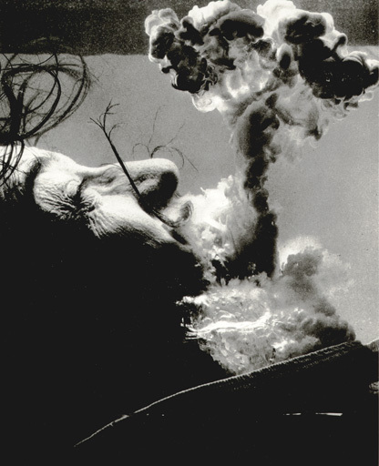 Philippe HALSMAN - Fotografia - (Dali under water)