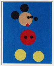 Damien HIRST (1965) - Mickey (Small)