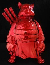 Hiro ANDO - Skulptur Volumen - Samouraïcat