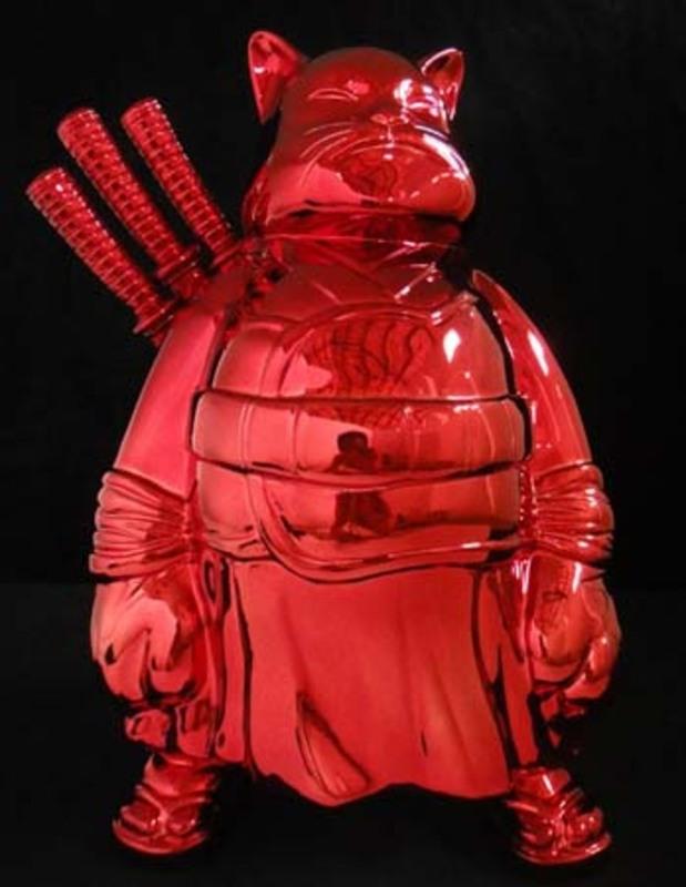 Hiro ANDO - Sculpture-Volume - Samouraïcat