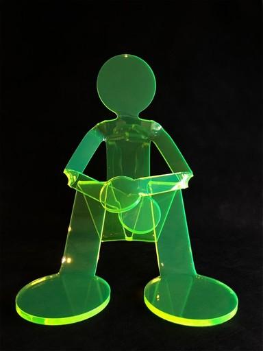 ZED - Escultura - Flexo Patience