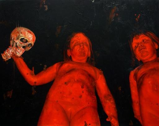 Federico GUIDA - Pintura - Volaverunt