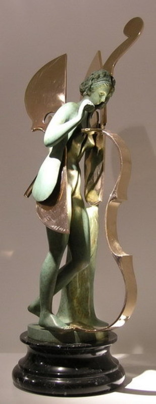 Fernandez ARMAN - Escultura - Venere con violino