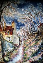Fernand LAVAL (1886/95-1966) - SANS TITRE