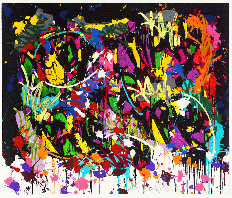 JONONE - Print-Multiple - The Fall