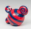 Takashi MURAKAMI - Escultura - Mr DOB Figure by BAIT for ComplexCon
