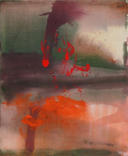 Vladimir SEMENSKIY - Pittura - Burning tree