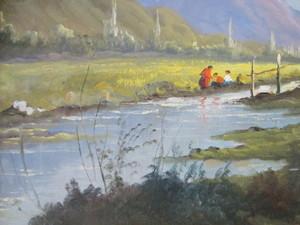 Andres ORPINAS - Pintura