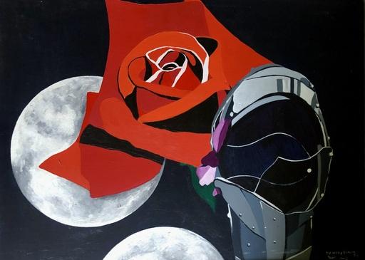 Paul VAN HOEYDONCK - Pintura - Compositie
