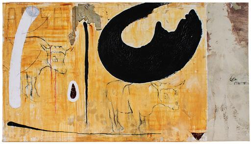 Giorgio CATTANI - Painting - Terra arsa