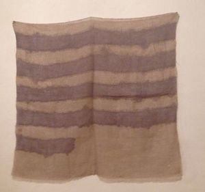 Giorgio GRIFFA - Pintura - Senza Titolo