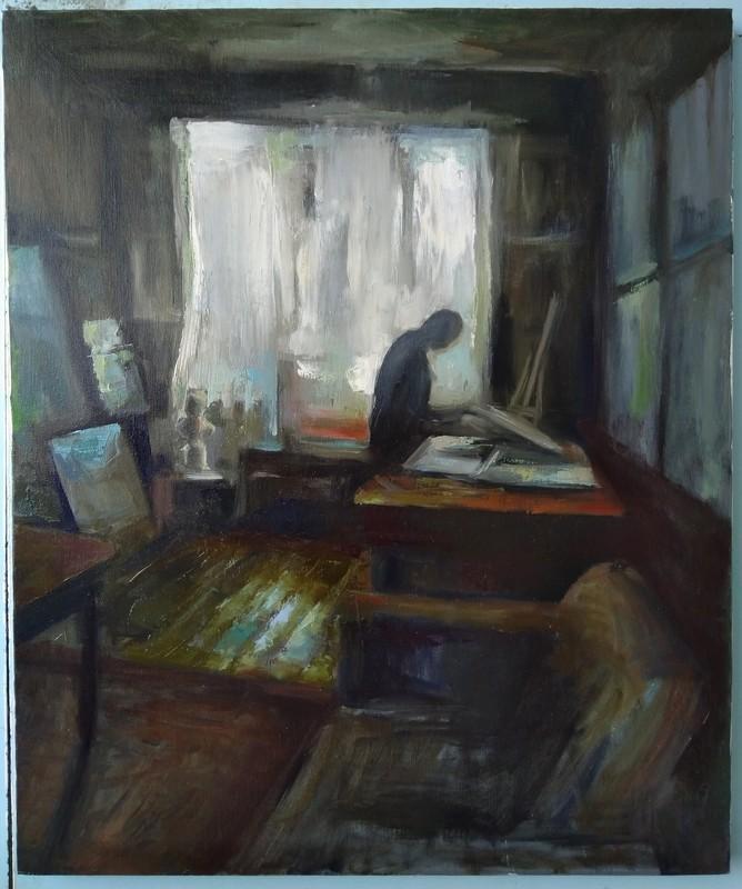 Ohanyan KAMSAR - Pittura - Artist house