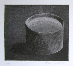 "David HOCKNEY, ""The Pot Boiling"""
