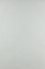 Günther UECKER - Print-Multiple - Komposition mit runden Formen