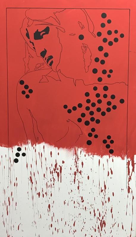 Tano FESTA - Peinture - da michelangelo