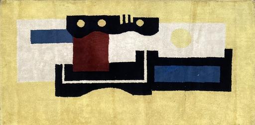 费尔南‧雷杰 - 挂毯 - Tapis Jaune 9 – Fernand Léger