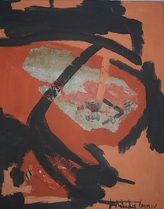 ARTIEDA-POPP - Pintura - Zèbre