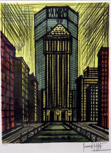 Bernard BUFFET - Print-Multiple - New York La Panam