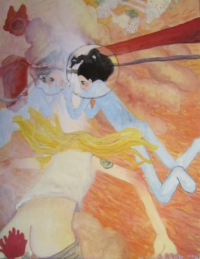 高野绫 - 版画 - Toward Eternity