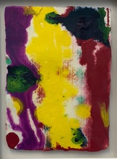 Sam FRANCIS - Painting - Untitled