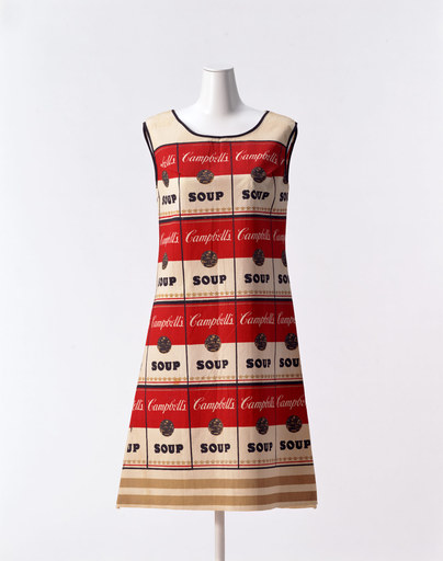 Andy WARHOL - Stampa-Multiplo - The Souper Dress