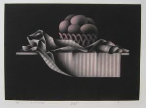 Mario AVATI - Druckgrafik-Multiple - GRAVURE 1980 SIGNÉE AU CRAYON NUM/85 HANDSIGNED ETCHING