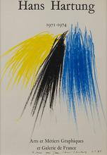 Hans HARTUNG - Disegno Acquarello - Sans titre