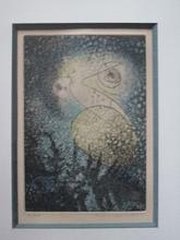 马克思•恩斯特 - 版画 - OHNE TITEL 1965 /71