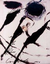 Julian SCHNABEL - Grabado - Untitled