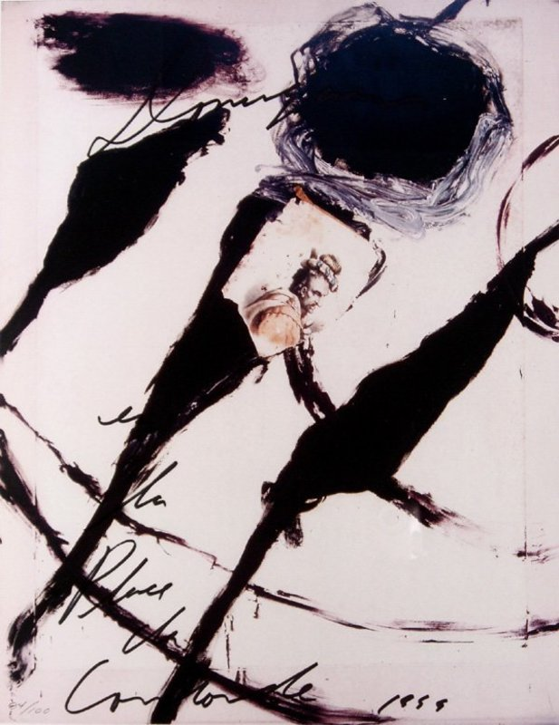 Julian SCHNABEL - Stampa Multiplo - Untitled