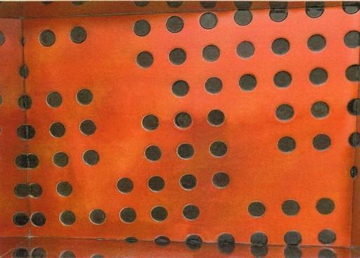 Matteo NEGRI - Sculpture-Volume - Kamigami Red Window